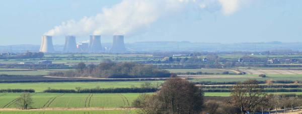 The A1500 Tillbridge Lane near Lincoln, an area discovered to have shale gas resource. Photo: Steve Smailes for The Lincolnite