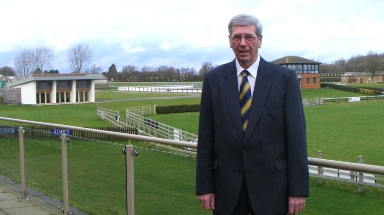 President of the LAS for 2014, Mr Richard Needham. Photo: LS