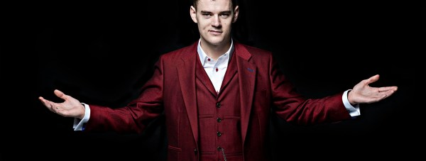 Top UK magician Scott Perry gears up for his Lincoln Drill Hall tour dates.