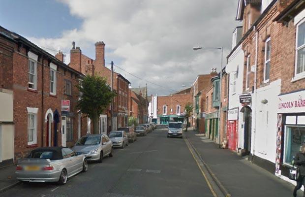 Portland Street in Lincoln. Photo: Google Street View