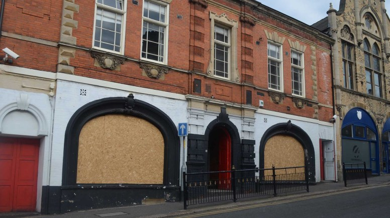 The nightclub formerly known as SCY on Mint Street, Lincoln.