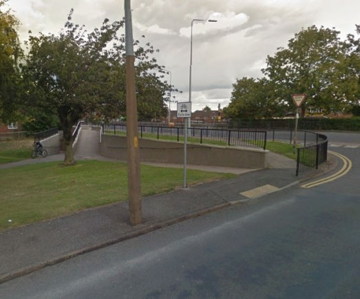 Ruckland Avenue in Lincoln, off Riseholme Road. Photo: Google Street View