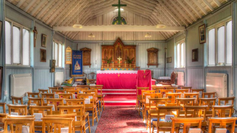 Southrey, St John the Divine. Open 10th - 11th May, Saturday 10am-4pm & Sunday 9am-3pm. Photo: Push Creativity