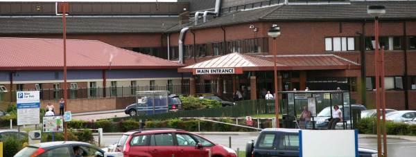 Lincoln County Hospital. Photo: File/The Lincolnite