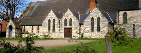 The St Matthias Church woodcarving project would replace existing concrete posts.