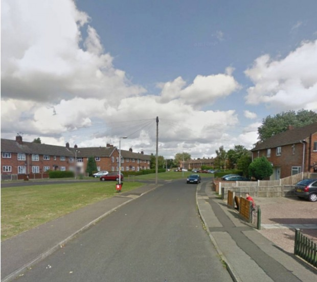 Police discovered a collection of 40 cannabis plants at a property on Cotman Road in Lincoln. Photo: Google Street View