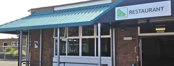 The North Kesteven School restaurant will be completely refurbished to cope with extra demand.