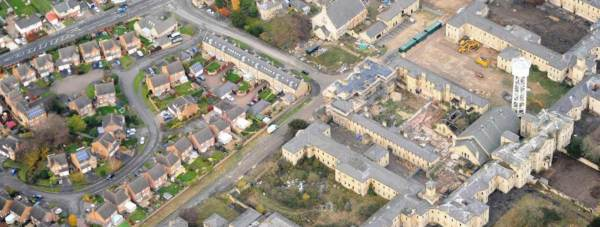 Originally a Victorian hospital built to treat people with mental illnesses, the site will be redeveloped after has been vacant for around 24 years.