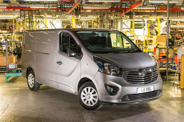 Vauxhall's British-built Vivaro is now the only UK-manufactured van available.