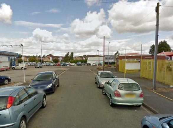 Dixon Way off Dixon Street in Lincoln. Photo: Google Street View
