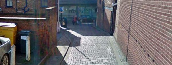 Swan Street in Lincoln. Photo: Google Street View