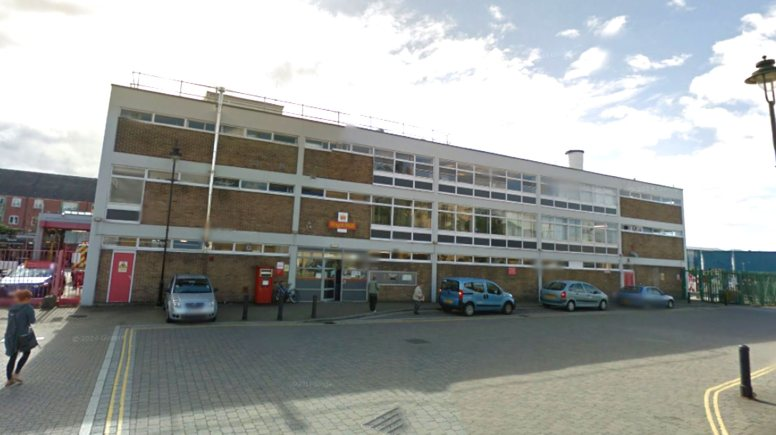 The Lincoln Delivery Office of Firth Road will be trailing it's first seven day week. Photo: Google Street View