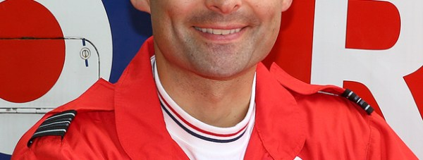 Squadron Leader David Montenegro (Red 1)