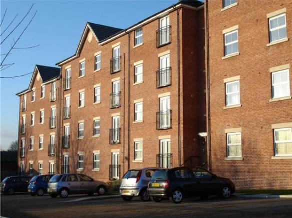2 bedroom flat for sale ub Allenby Close, Lincoln,