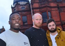 Music promoters Dumi Siwo, Matt Lovedough and Benn Webb are opening the Circle nightclub and Brewhaus bar.