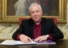 Christopher Lowson is the 72nd Bishop of Lincoln.