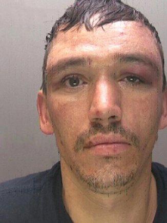 Albert Lamb, 36. Photo: Lincolnshire Police