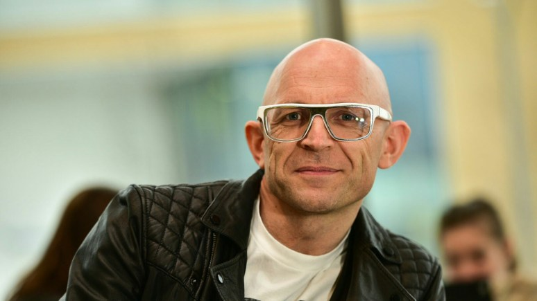 Visiting University of Lincoln lecturer Jason Bradbury. Photo: Steve Smailes for The Lincolnite