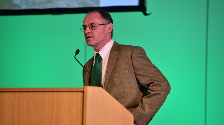 David Holmes, Sales Director at Great Plains.  Photo: Steve Smailes for The Lincolnite