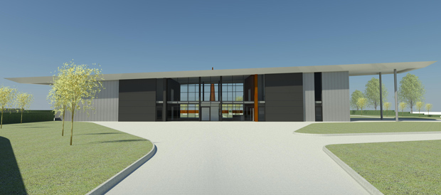 The new centre design will be bigger, and is expected to bring in more revenue from the expanded restaurant and shop.