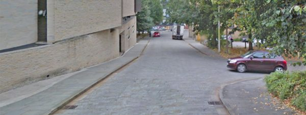 The attack happened on Flaxengate in Lincoln. Photo: Google Street View