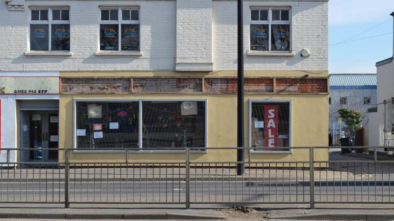 The Head Candy store has closed its doors after being served with a community protection notice. Photo: The Lincolnite