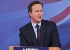 Prime Minister David Cameron. Photo: Steve Smailes for The Lincolnite