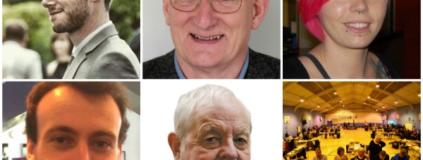 City of Lincoln Council elections 2015 Glebe ward candidates.