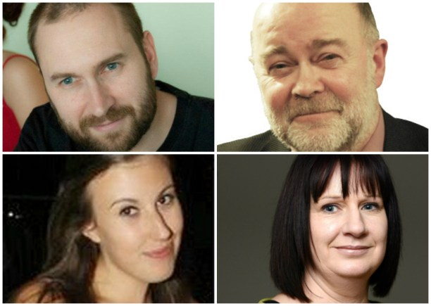 City of Lincoln Council elections 2015 Park ward candidates.