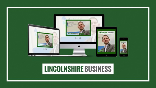 Read the full interview in issue 23 of Lincolnshire Business weekly magazine here.