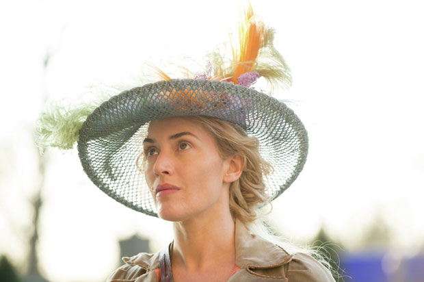 Kate Winslet in A Little Chaos (2014)