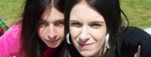 Amelia Caller (left) and Emma Crossman (right)