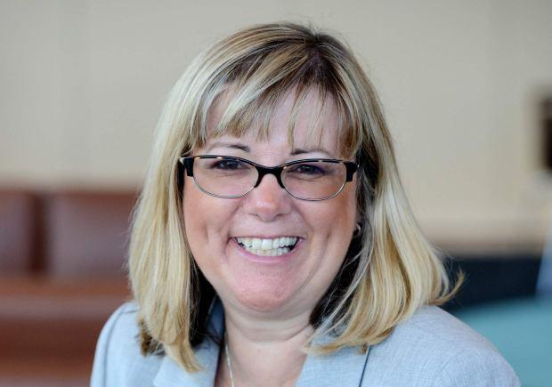 EMAS Chief Executive Sue Noyes.