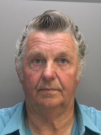 Derek Sharpe. Photo: Lincolnshire Police