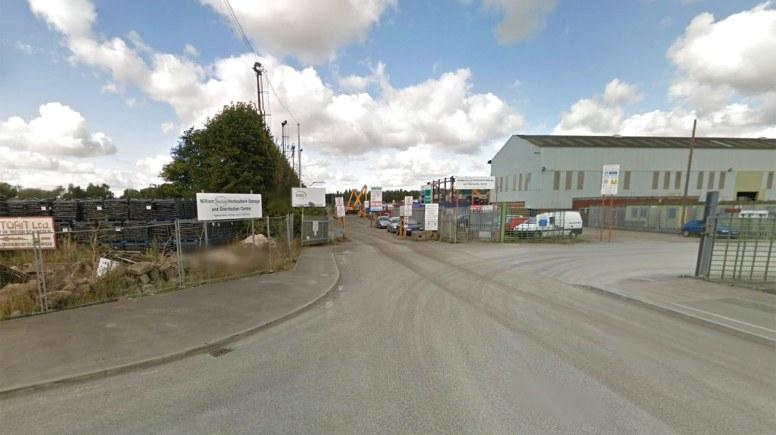 William Sinclair's Beevor Street storage premises. Photo: Google Street View