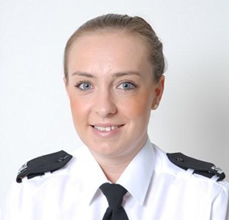 PC Danielle Crompton