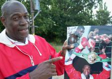 Frank Bruno will visit Lincoln on November 11