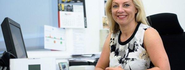 Managing Director Jodi Huggett