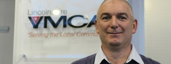 Lincolnshire YMCA chief executive Malcolm Barham