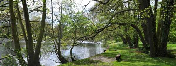 Boultham Park Lake