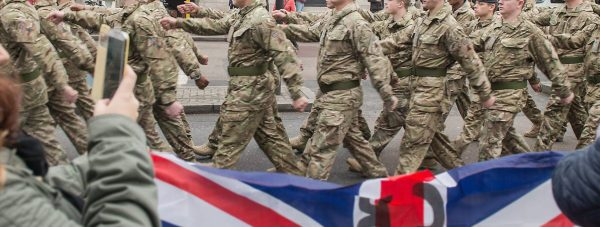 Photo: UK Ministry of Defence