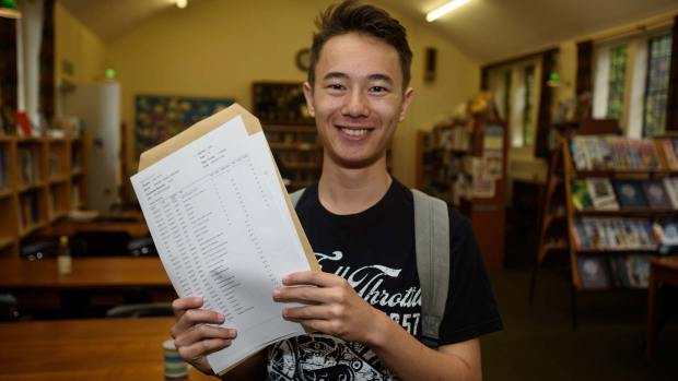 Stephen Cheung, 16. Photo:  Steve Smailes for The Lincolnite