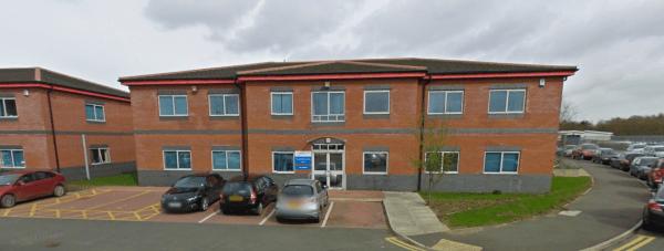 LPFT HQ in Sleaford. Photo: Google Street View