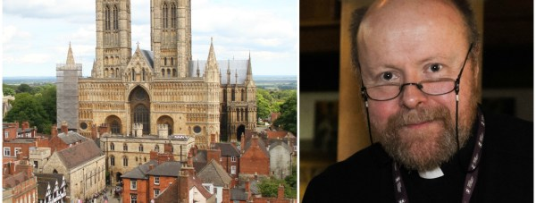 The Rev Dr Peter Green will be installed at a ceremony in St Hugh's Choir at Lincoln Cathedral at 5.30pm on Tuesday 3rd November.