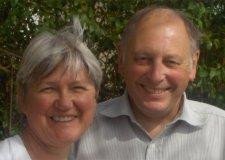 Ruth and David Barker