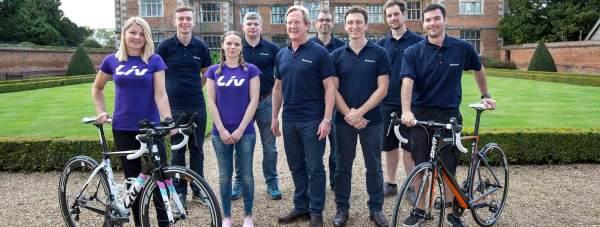 The Giant Lincoln team at Doddington Hall. Photo: Phil Crow