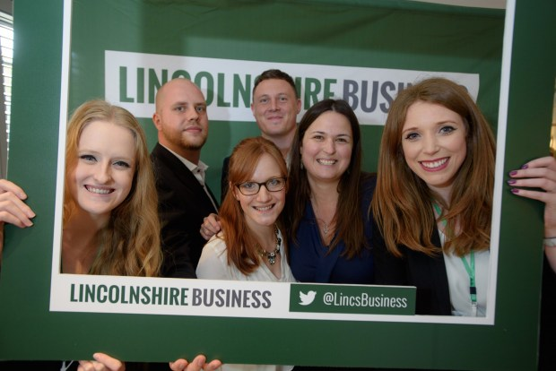 The Lincolnshire Business team
