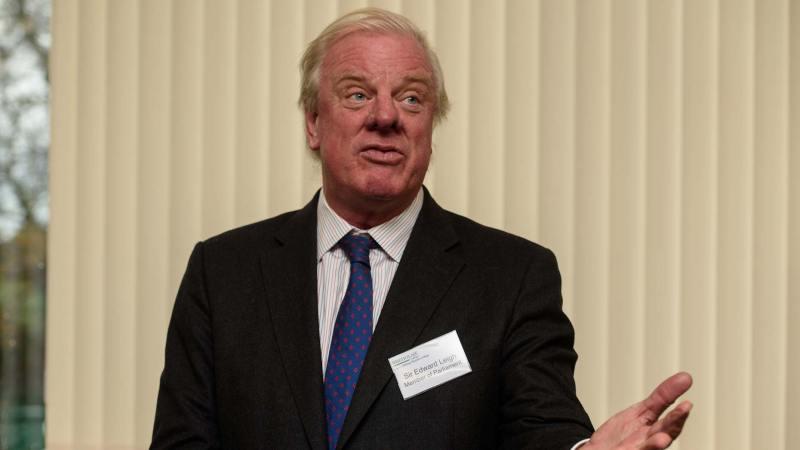 Gainsborough MP Sir Edward Leigh. Photo: Steve Smailes for The Lincolnite