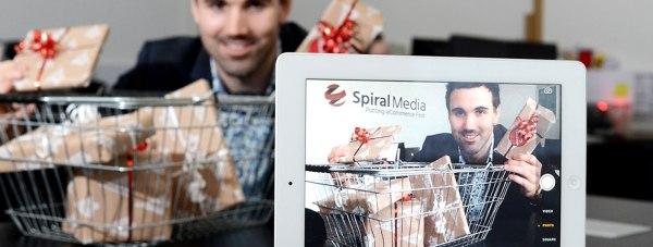 Phil Kelsey, Managing Director for Spiral Media