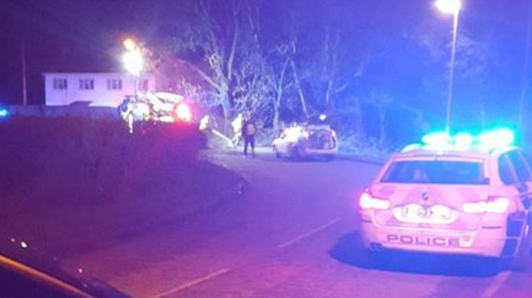 The stolen car was found in a ditch off Jerusalem Roan is Skellingthorpe.